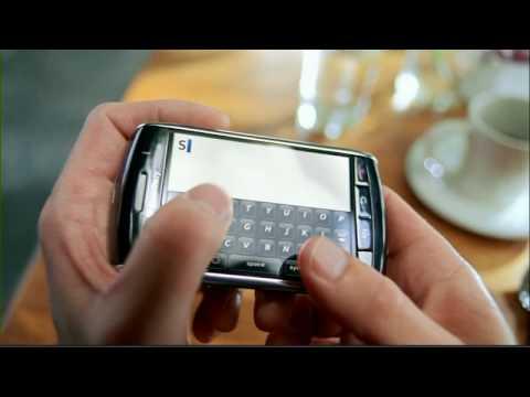Blackberry Storm Commercial