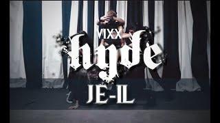 [dance Cover] Hyde - Vixx 빅스 (by: Je-il)