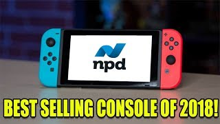NPD: Switch will be the best-selling console of 2018