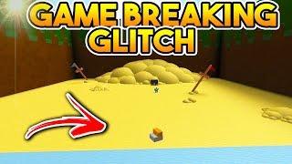 NEW* SPEED GLITCH! | Build A Boat For Treasure ROBLOX
