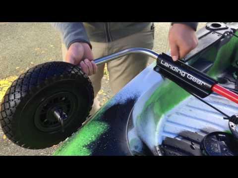BooneDox Landing Gear Install Video