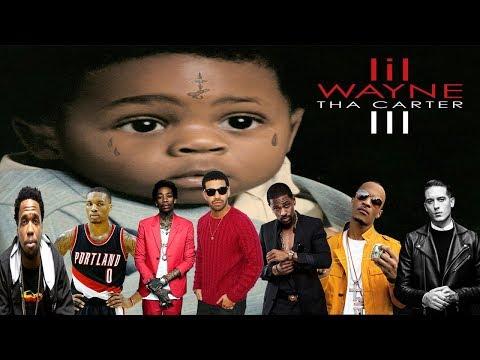 Celebrities Talk About Lil Wayne (Drake, T.I., Big Sean, Wiz Khalifa, G-Eazy & more)
