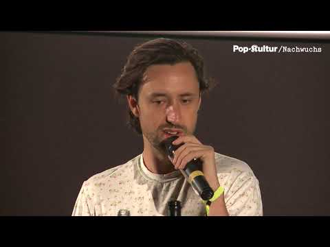 Pop-Kultur Talk with Tom Krell (How To Dress Well) and Jens Balzer