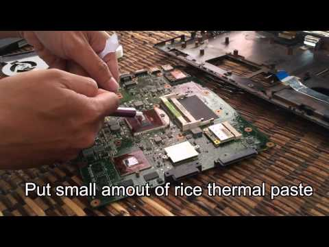 Thermal Paste Laptop