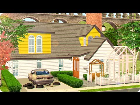 The Sims 2: House Build || The Spencer House
