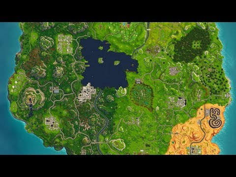 THE GREAT FLOOD OF LOOT LAKE
