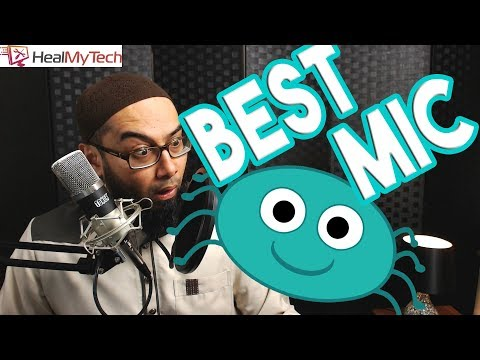 Don't Buy An Expensive Mic | Best Cheap Microphone For YouTube