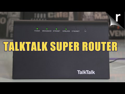 TalkTalk Super Router HG633: Hands on