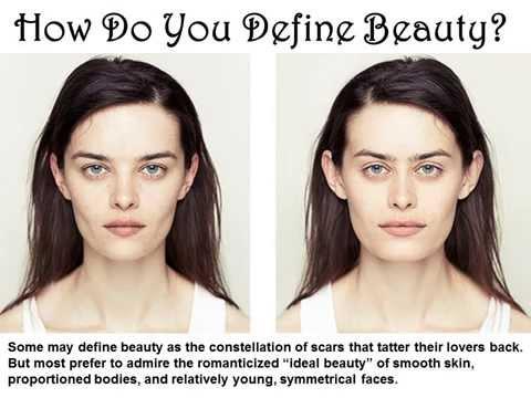 How Do You Define Beauty?