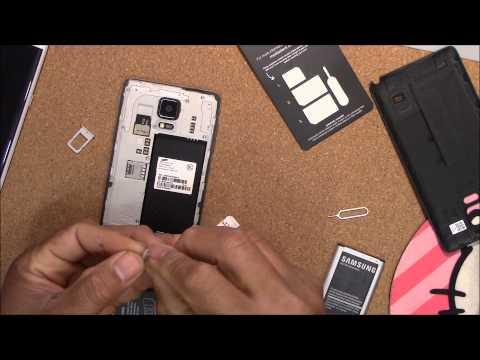 HOW TO SWITCHING DIFFERENT SIZE SIM CARD