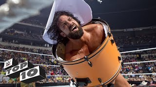 Superstar mayhem with musical instruments: WWE Top 10, Nov. 6, 2017