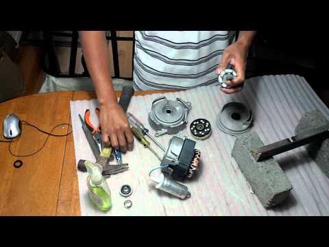 rebuild motor