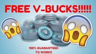 Guide On How To Get FREE V-BUCKS!!!!! (100% FREE!!!!!!)