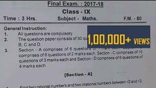 Ex 11 2 QN - 3 Construction, Maths Class 9 NCERT