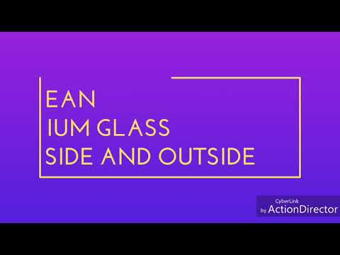 How to clean aquarium glass inside and outside