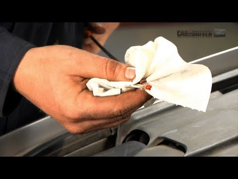 How to Check a Faulty Oil Gauge