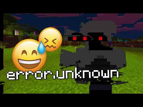 That which is unknown in Minecraft.. (WATCH AT OWN RISK)