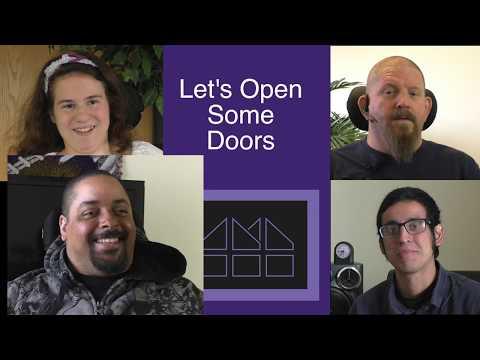Let's Open Some Doors 2017