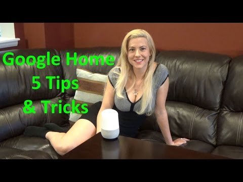 Google Home Tips and Tricks 5 Things Google Home Mini max can do
