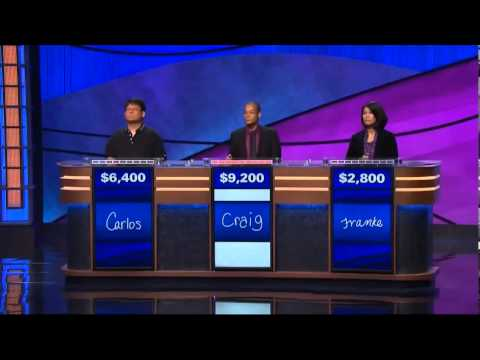 Jeopardy Contestant Answers Question with Bane Impression