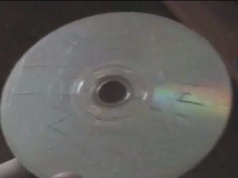 How to make a scratched xbox disc work!