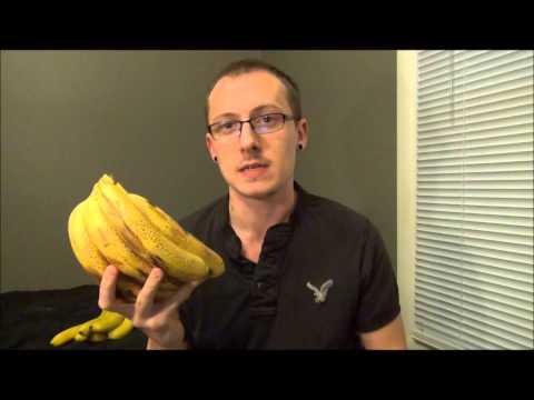 Banana Chemistry(Banana Gas) - How Fruit Ripens