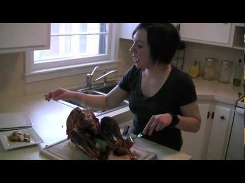 Wild Game Cooking- Wild Turkey