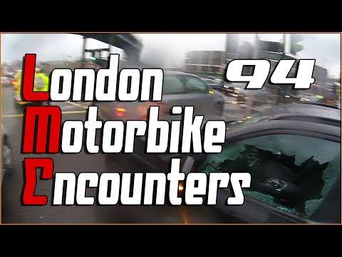 London Motorbike Encounters 94 - Bunch of Spanners in a Washing Machine