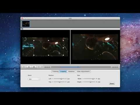 How to Convert FLV to iMovie for Editing