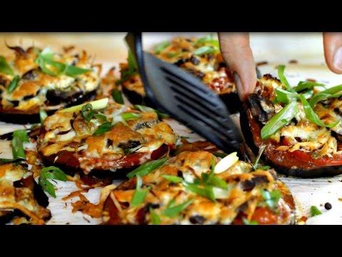 Best Mini Eggplant Pizza Recipe