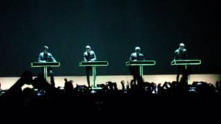 Kraftwerk Luna Park 2016