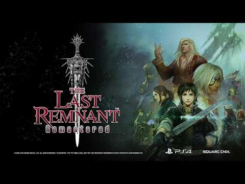 THE LAST REMNANT Remastered – Announcement Teaser