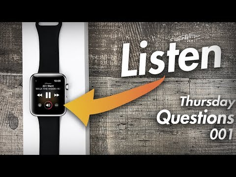 Can You Listen to Music on Apple Watch? - Thursday Questions