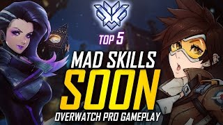 Overwatch ► SoOn 'Mad Skills' (TOP 5 In The World) [S3 Quick Gameplay]