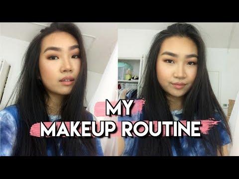 Everyday Makeup Routine (Asian Eyes) | JENerationDIY