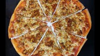 Chicken Pizza  چکن پیزا / Cook With Saima