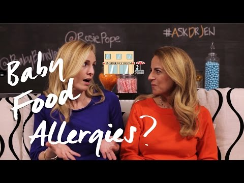 The Truth Behind Common Food Allergies for Babies - Conversations with Rosie Pope