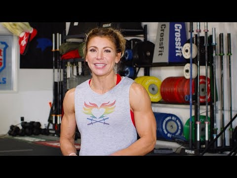 Nicole Carroll's Tips for Open Workout 18.4