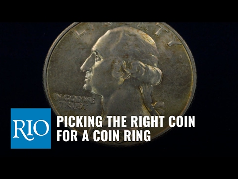 Choosing the Right Coin for Your Coin Ring