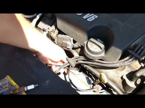 2006 Chevy Malibu spark plug replacement tips