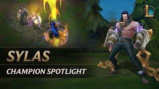 Champion Spotlight: Sylas | Gameplay – League of Legends