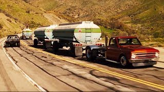 FAST and FURIOUS 4 - Opening Chase (Buick Grand National GNX vs Gas Truck) #1080HD