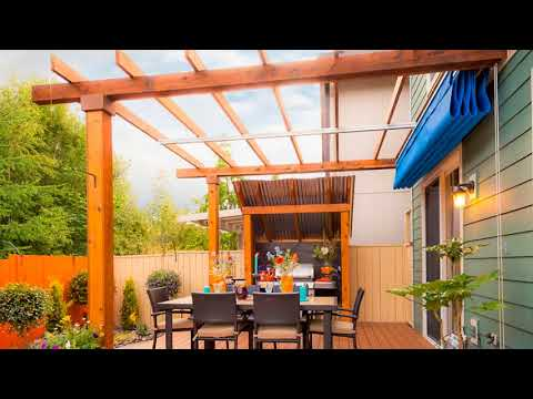 Retractable Patio Awning at Home Ideas