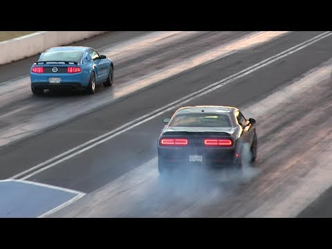 You better NEVER race on Street Tires-drag racing fails