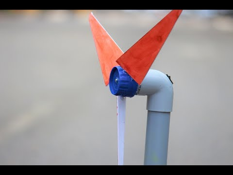how to make a generator Windmill