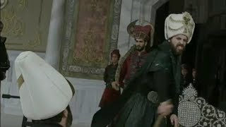 Kosem Sultan Tried to save Ibrahim from Sultan Murad