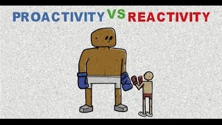 7 Habits of Highly Effective People | Being Proactive VS Being Reactive