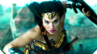 "WONDER WOMAN ""Diana"" TRAILER (2017) Superhero Movie"