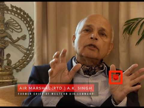 How to become a Top Defence Officer | By Air Marshal (Rtd.) A.K. Singh | Episode 1