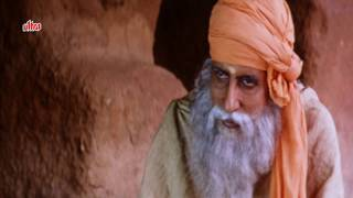 Agni Varsha Part 2 , Nagarjuna Meets Raveena Tandon After 10 Years , Hindi Movie Scene